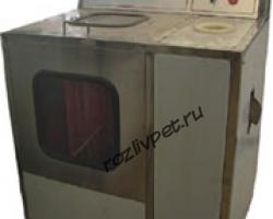 полуавтомат снятия пробок и мойки бутылок