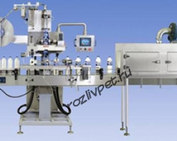 ER-6 (автомат нанесения 1й термоусадочной этикетки)
