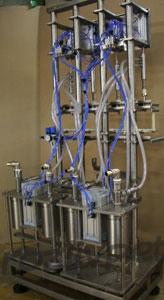 LD-4SO-5 (полуавтомат розлива, дозирование по объему до 5 литров)