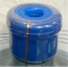 Оборудование для нанесения термоусадочной этикетки на крышки 19л бутылей